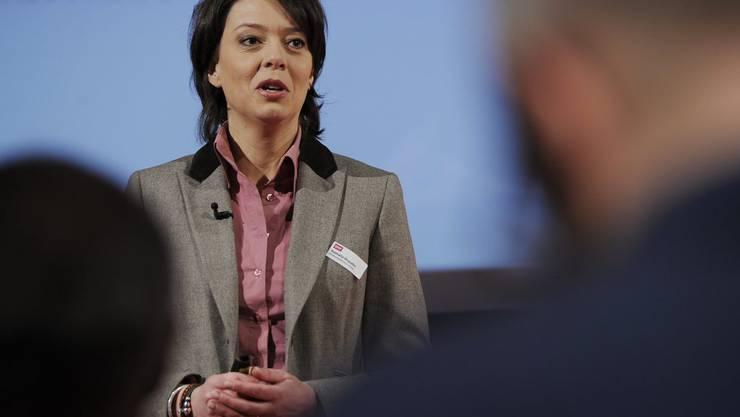 Nathalie Wappler war bis 2016 Kulturchefin von SRF.