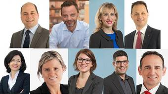 Mauro Tuena (SVP), Hans-Ueli Vogt (SVP), Priska Seiler Graf (SP), Claudio Zanetti (SVP), Regine Sauter (FDP), Barbara Steinemann (SVP), Mattea Meyer (SP), Angelo Barrile (SP), Bruno Walliser (SVP).