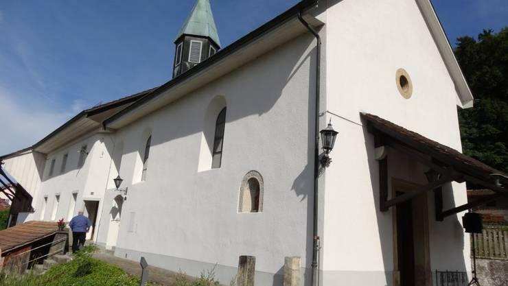 Aussenansicht der Münchwiler Kapelle