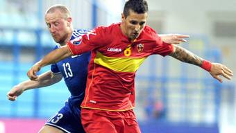 Stevan Jovetic (rechts) spielt neu für Monaco