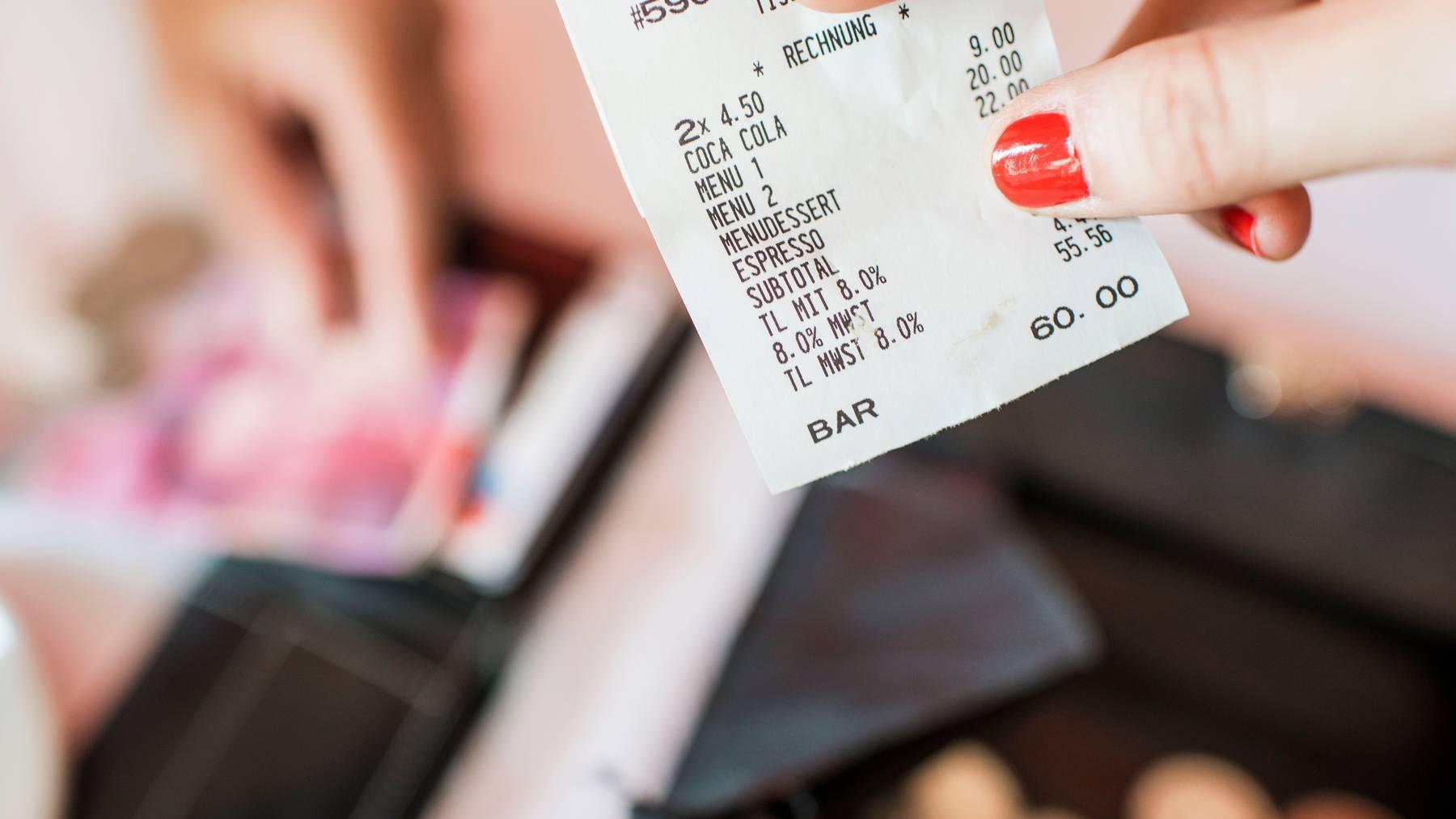 Firmen, welche dem Bund die Mehrwertsteuer zu spät überweisen, schulden dem Staat im neuen Jahr wieder einen Verzugszins.