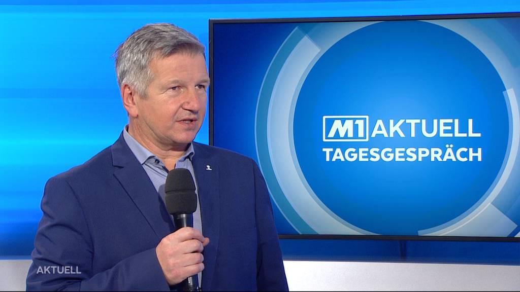 GastroAargau-Präsident Bruno Lustenberger über die Restaurantschliessungen