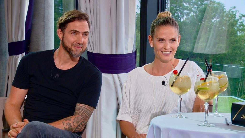 Michele und Manuel Burkart