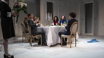 Impressionen vom Theaterstück «Victor oder die Kinder an der Macht»
