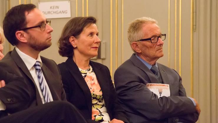 Barbara Streit-Kofmehl, Solothurns Vize-Stadtpräsidentin
