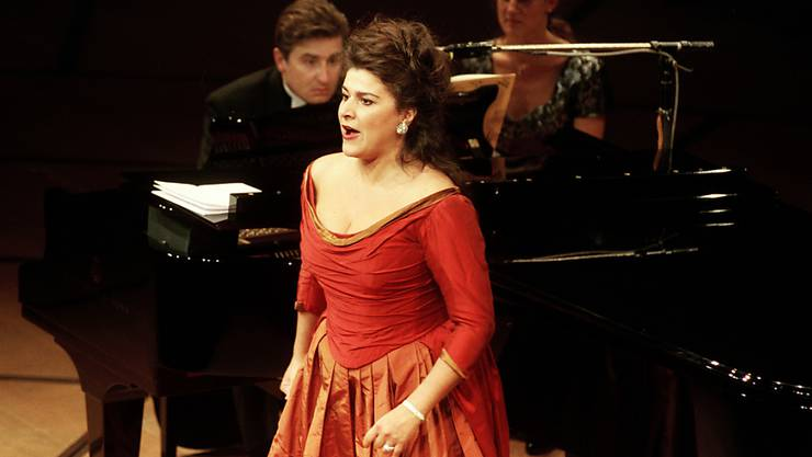Für sie geht laut eigenen Angaben ein Traum in Erfüllung: Die italienische Mezzosopranistin Cecilia Bartoli wird Leiterin der Oper von Monte Carlo. (Archivbild)
