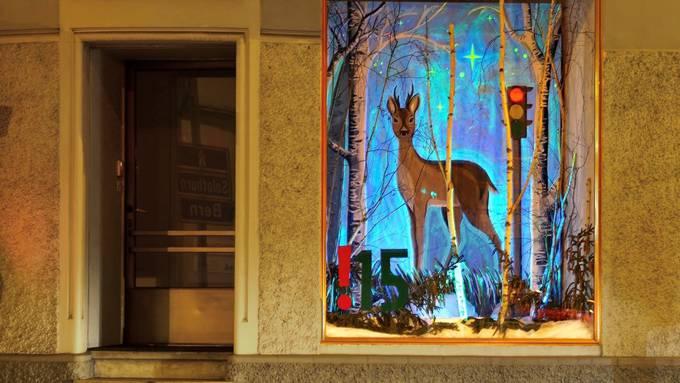 Adventsfenster und -dekoration aus dem Kanton Solothurn im 2018