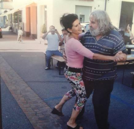 """""""Die Gäste wollen meistens gar nicht mehr nach Hause"""", sagt die 65-jährige Monika Bill."""