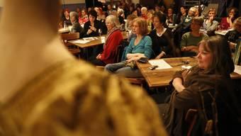 Anlässlich des Internationalen Tages der Frau fand im Restaurant «Kreuz» der Anlass «Frauentag» statt. (Archivbild)