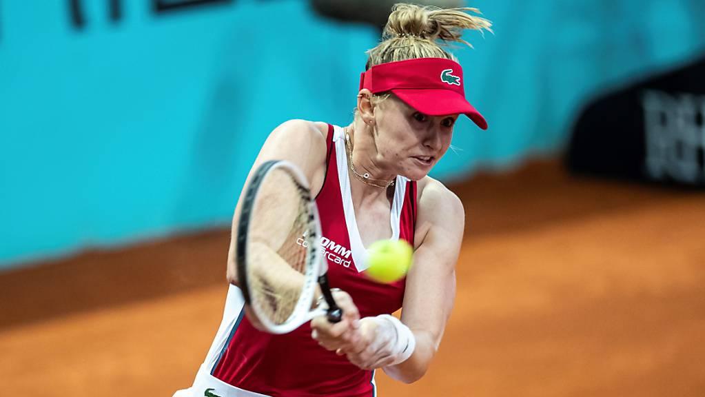 Enttäuschung im Einzel, Triumph in Doppel: Jil Teichmann feiert in Hamburg ihren ersten WTA-Titel im Doppel