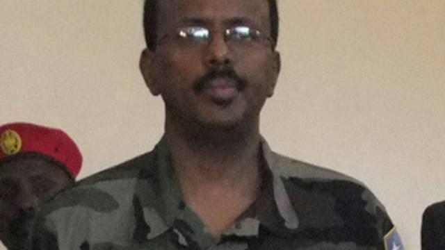Soll zurücktreten: Der somalische Ministerpräsident Mohamed Abdullahi Mohamed (Archiv)