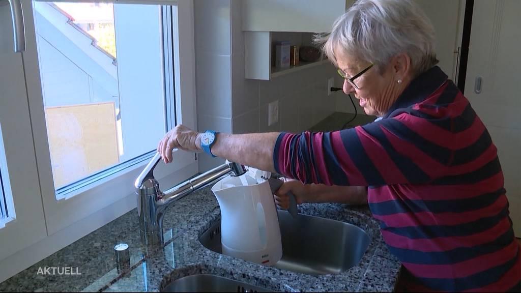 Verschmutztes Trinkwasser in Knonauer Gemeinden