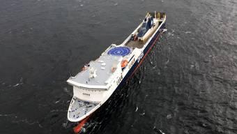 Ein Maschinenschaden hat auf einer Ostsee-Fähre einen Feueralarm ausgelöst. Nach Angaben der Reederei hatte sich jedoch lediglich Rauch entwickelt. Mit rund fünf Stunden Verspätung kam die Fähre schliesslich in Litauen an.