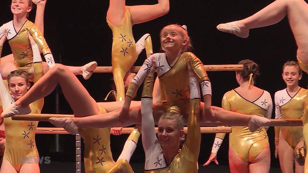 Aarau im Sportfieber: Eidgenössisches Turnfest lockt 70'000 an