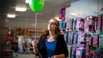 Sandra Moser bietet in ihrem Geschäft «My Day My Party» alles, was es für den Kindergeburtstag braucht. Sandra Ardizzone
