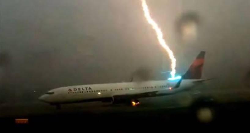 Sieht grauslig aus, den Passieren der Delta-Maschine ist aber nichts passiert.