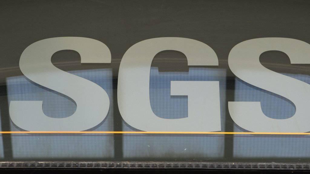 Der Warenprüfkonzern SGS setzt die Reihe seiner Übernahmen im laufenden Jahr fort.