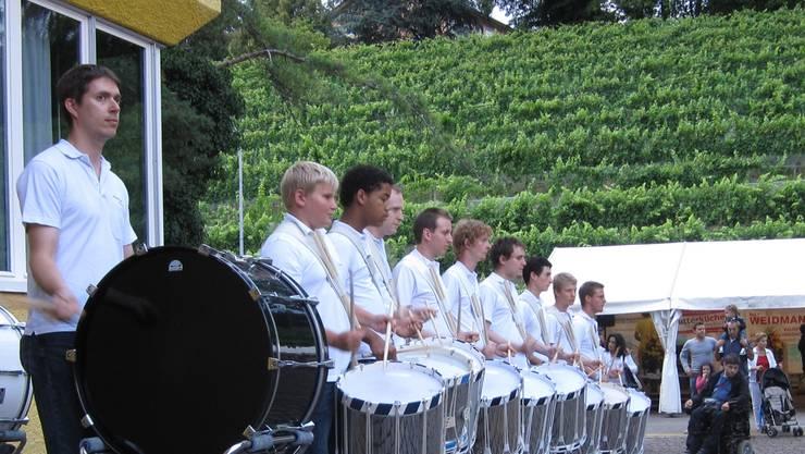 Dieses Jahr steht der Rebberg im Mittelpunkt des Weinfests. vuo
