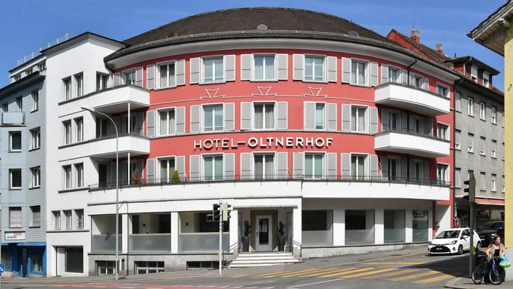 Seit Anfang Jahr unter Führung des Hotels Arte: der Oltnerhof an der Neuhardstrasse 23.