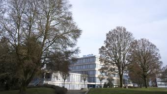 Für das Amt für Verbraucherschutz wird auf dem Areal des Bildungszentrums Unterentfelden ein Neubau erstellt.