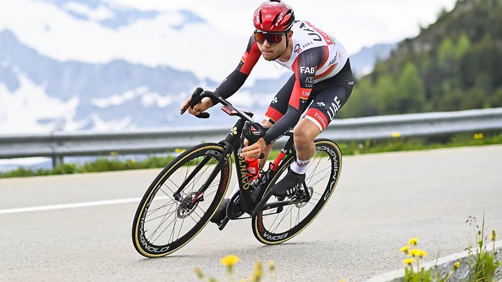 Marc Hirschi ist einer der Schweizer Trümpfe an den Olympischen Spielen in Tokio