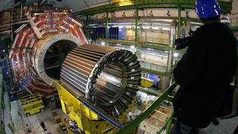 CERN - Teilchenbeschleuniger