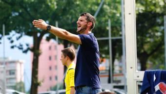 Dietikons Trainer Goran Ivelj (vorne) will ab kommender Saison viermal wöchentlich trainieren.