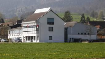 Die Gemeindeverwaltung Matzendorf.