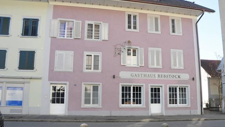 """Der """"Rebstock"""" im Klingnauer Städtchen hat eine lange Geschichte."""