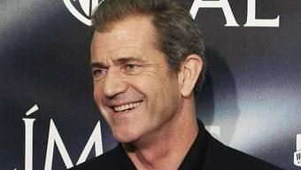 Mel Gibson hat wenig Grund zum Lachen (Archiv)