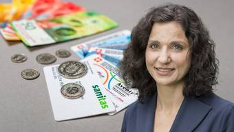 Die Höhe der Krankenkassenprämien und der Prämienverbilligungen sind auch für die kantonale SP und Parteipräsidentin Gabriela Suter Dauerthema.