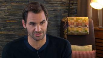 Neben tiefgründigen Themen spricht Federer auch über sein skandalfreies Leben: «Ich lasse schon manchmal die Sau raus.» Die besten Momente im Zusammenschnitt.
