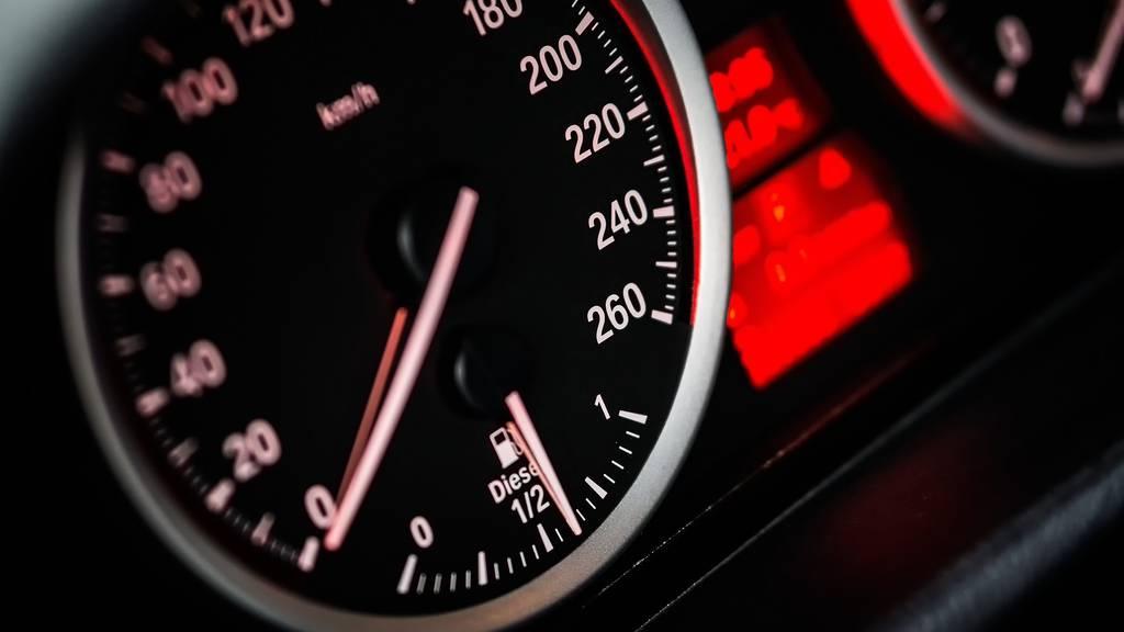 100'000 Franken Geldstrafe für schimpfenden Autofahrer