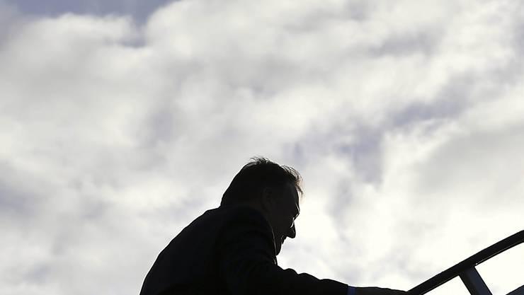 US-Aussenminister Mike Pompeo steigt Anfang nächste Woche ins Flugzeug nach Moskau und Sotschi. Dort trifft er den russischen Präsidenten Putin sowie Aussenminister Lawrow. (Archivbild)