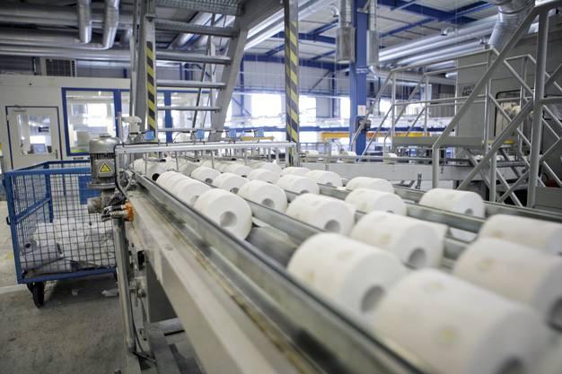 Kimberly-Clark verlegt die Produktion nach Norditalien.