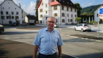 Dorfplatz Reinach
