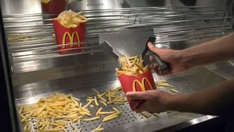 McDonald's will in Indien eine Filiale für Vegetarier eröffnen (Symbolbild)