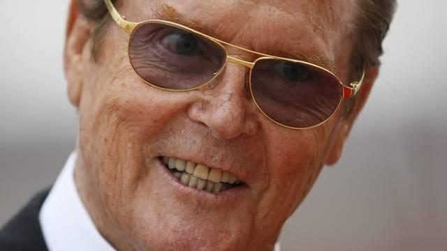 Die Roley, die Sir Roger Moore 1973 als James Bond beim Dreh zu Live and Let Die trug, verfügt über eine eingebaute Kreissäge (Archiv)