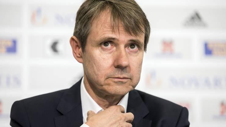 FCB-Präsident Bernhard Burgener ist zum ersten Mal an der Champions-League-Auslosung dabei.