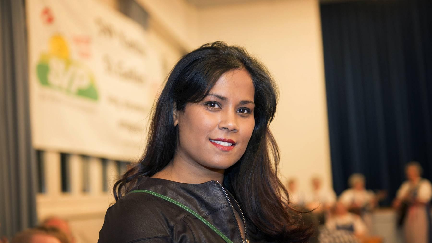 Sarah Bösch ist Unternehmerin in St.Gallen, sie hat eine Hotelkrippe gegründet.