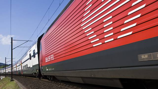 Eine Lokomotive hat mit einem defekten Horn die Luzernerinnen und Luzerner geweckt (Symbolbild)