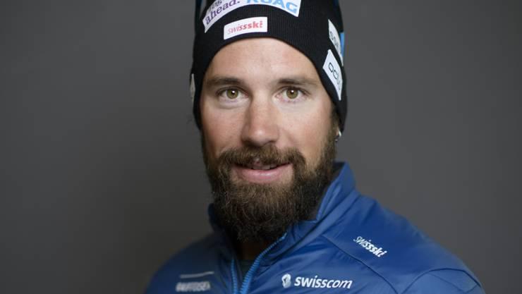 Gelungener Auftakt zur WM: Biathlet Benjamin Weger