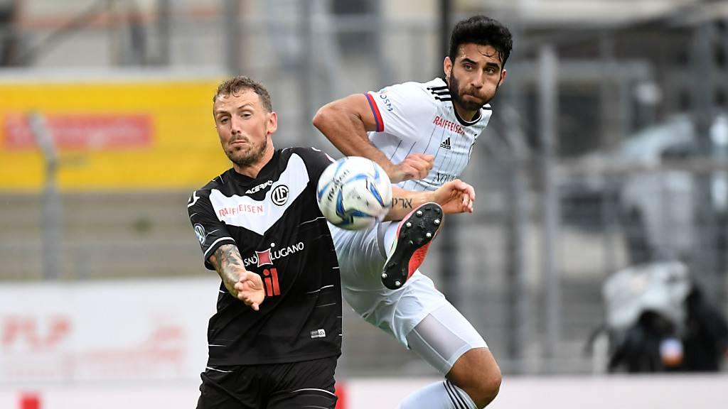 St. Gallen jetzt wieder zwei Punkte vor YB