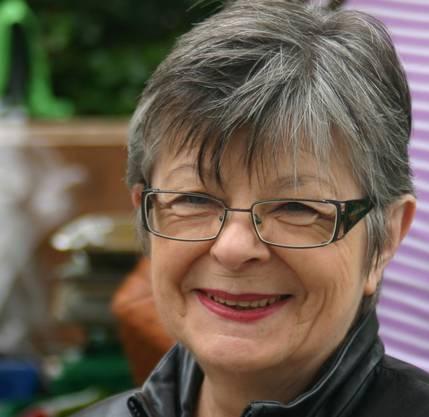 Béatrice Bürgin, SP-Parteipräsidentin