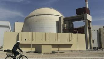 Das Atomkraftwerk Busher im Iran (Archiv)
