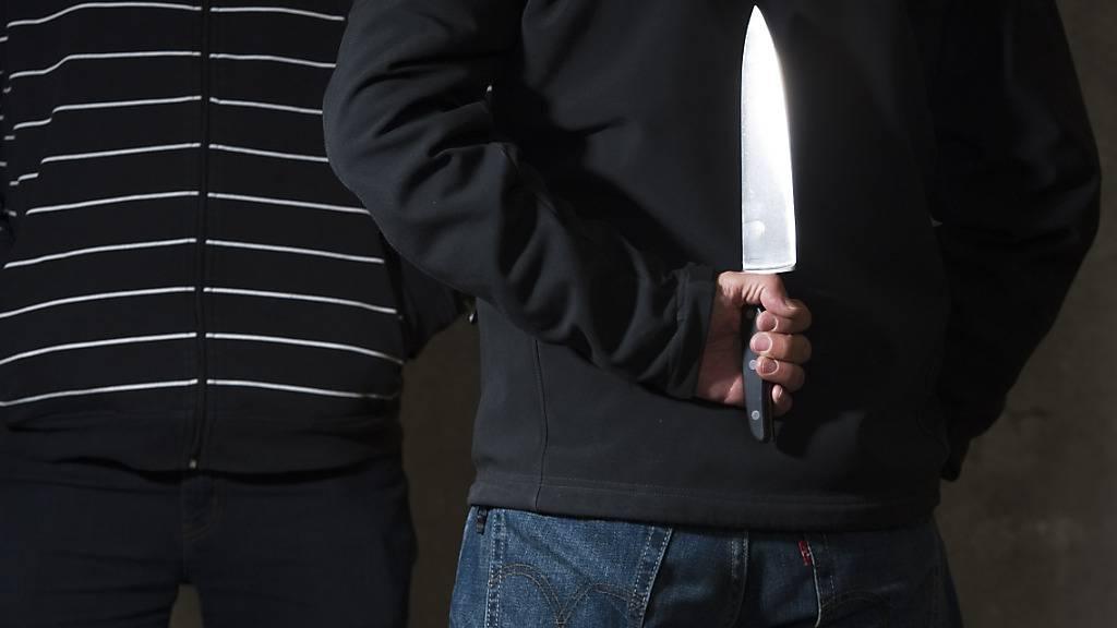 In der Stadt Zürich ist am Montagmorgen ein Mann erstochen worden. (Symbolbild)