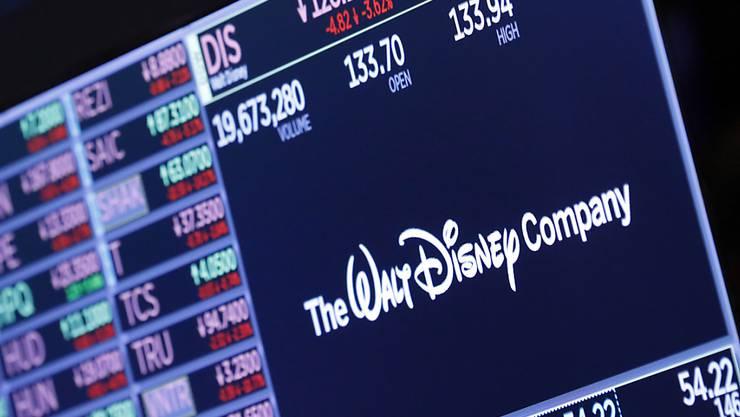 Disney+ legt bei Abonnenten deutlich zu. (Archiv)