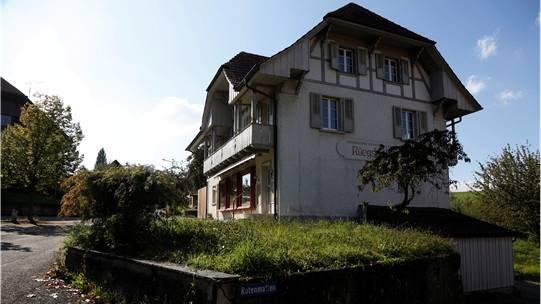 Dieses Haus in Mühledorf war bis 2008 die Produktionszentrale von Werner Rüegseggers Bäckereigeschäft.