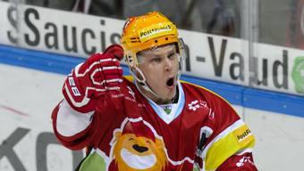 Der Finne Harri Pesonen führt Lausanne zum Erfolg gegen Biel