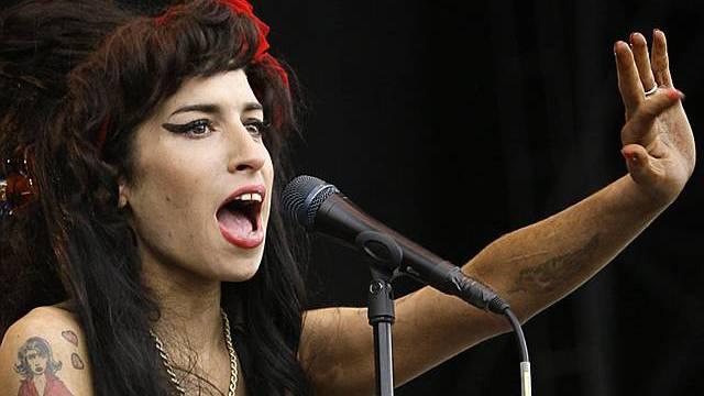 Amy Winehouse - auch ihr Vater will singen (Archiv)
